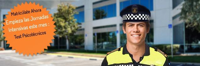 Oposiciones Policía Local de Baleares