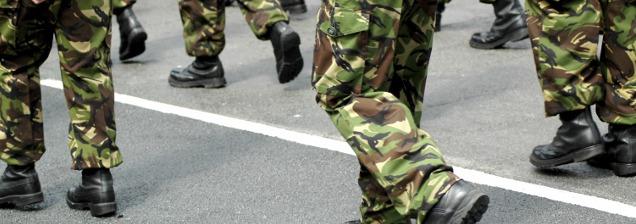 Oposiciones de Ejército