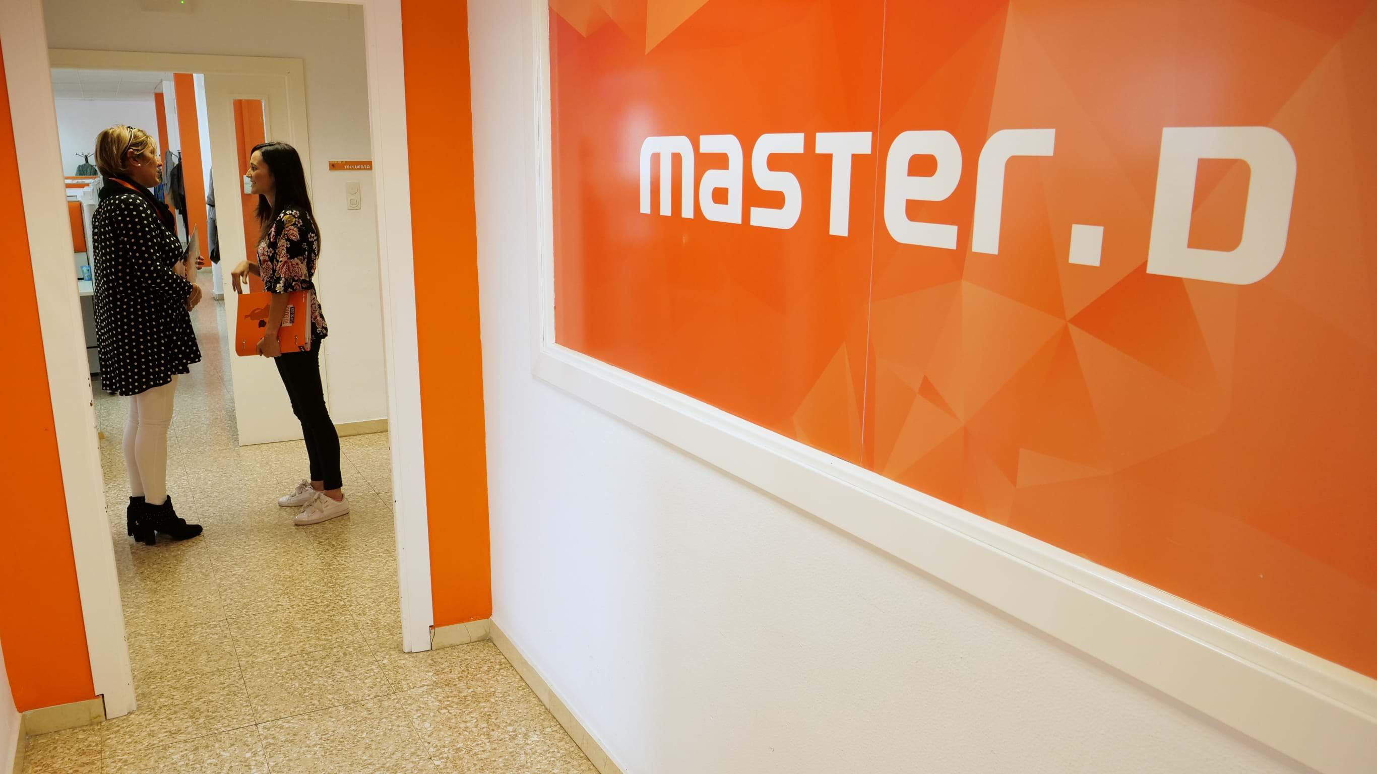 formação a distancia - Master D