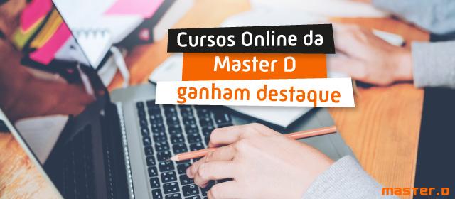 Problemas que os cursos online da Master D ajudaram os formandos a resolver
