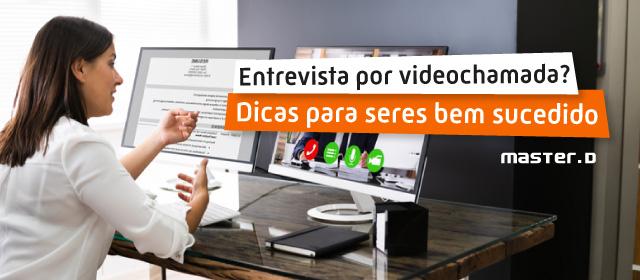 Melhores dicas para entrevista por videochamada