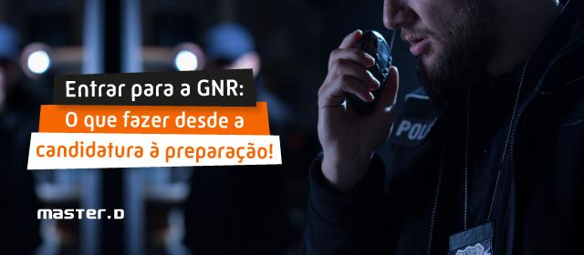 Concurso para a GNR: Tudo que preciso de saber para a candidatura