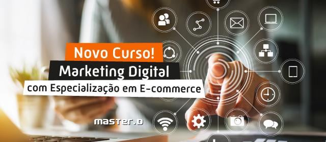Curso de Marketing Digital e e-Commerce Online