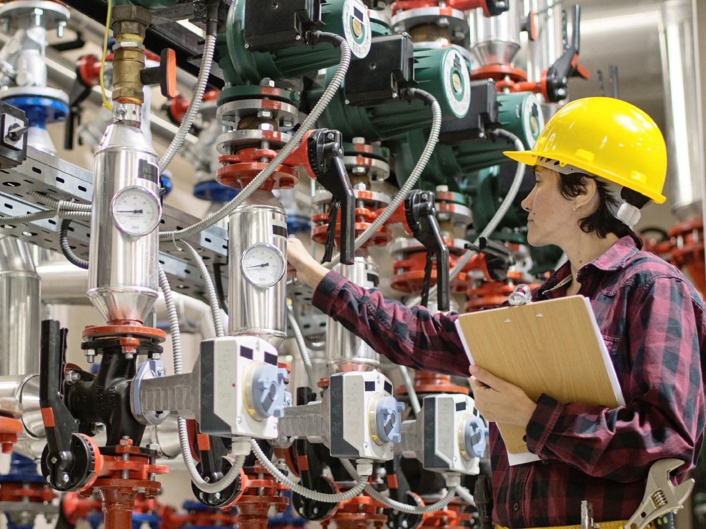 Curso Manutencao Industrial