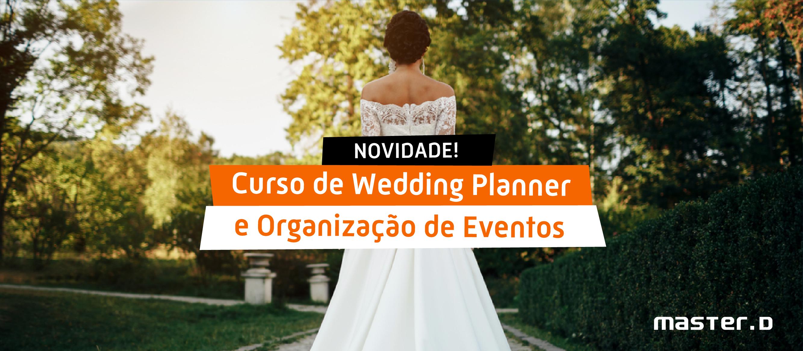 Wedding Planner - Curso Online