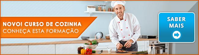 Curso de Cozinha - Banner