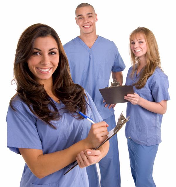 Auxiliares de Saúde