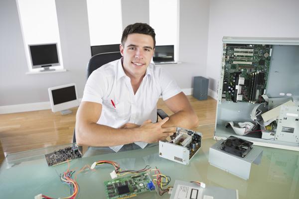 A reparar um computador