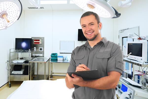 Formação de Reparador de Equipamento Médico e Hospitalar, equipamentos eletrónicos utilizados em medicina