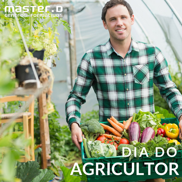 Master.D promove o dia do agricultor