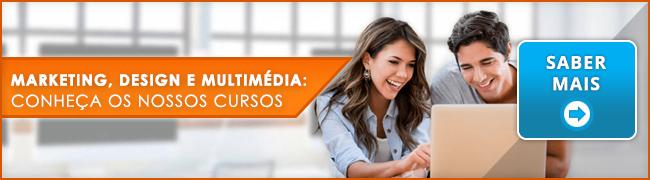Cursos em Marketing digital e Web Design