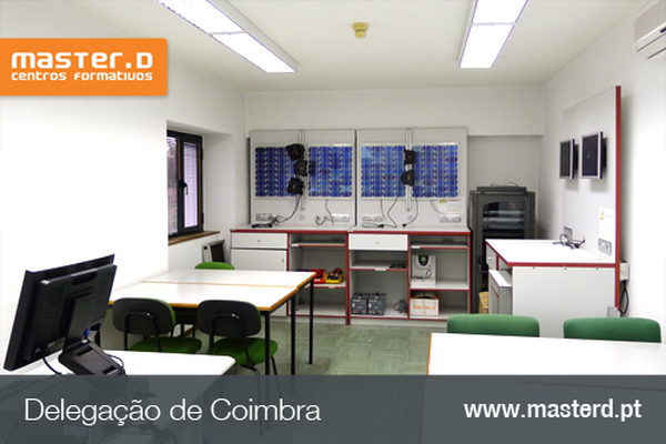 Centro formativo master d coimbra