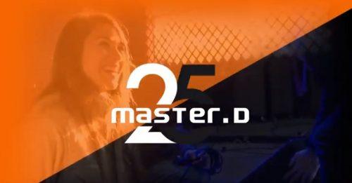 25º aniversário da Master D