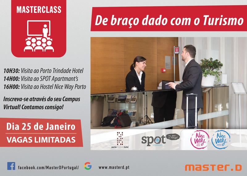 Semana Turismo Porto-formação a distância