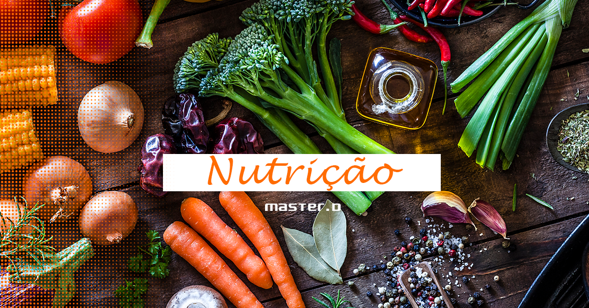 formação nutrição Master D