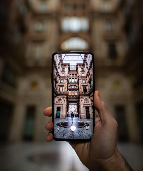 O que é fotografia mobile - Curso de fotografia Master D