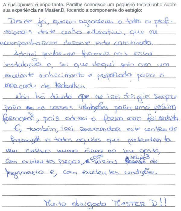Vânia Oliveira : Auxiliar de Educação infantil e Babysitting - Opiniões Master D