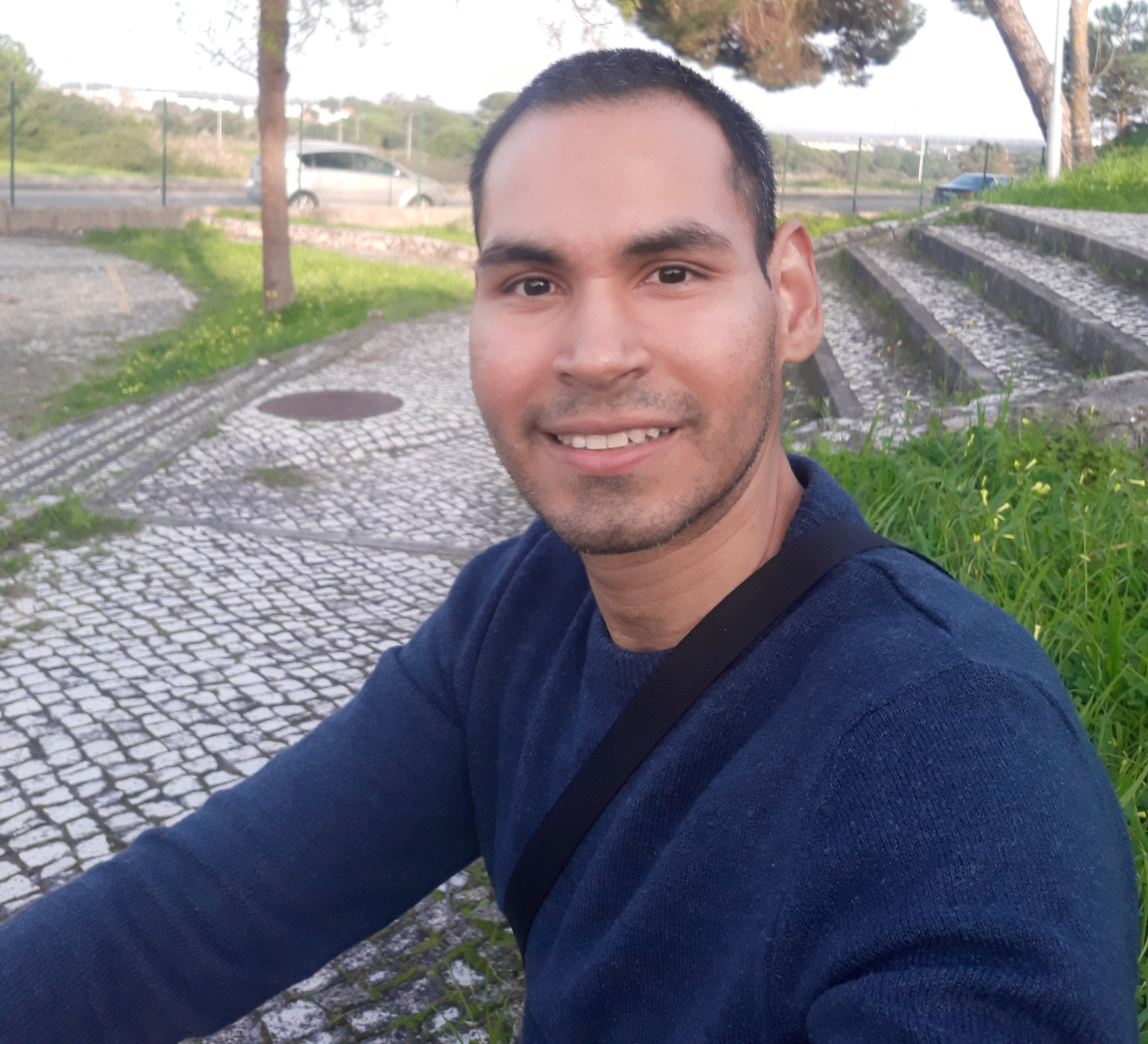 Master D Lisboa - Cristhiam Telleria consegue emprego na área Industrial através da Bolsa de Emprego
