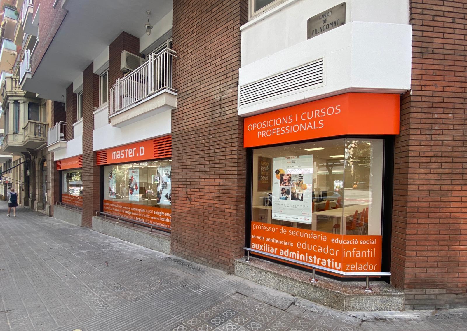 Master D – Novo centro formativo de Barcelona