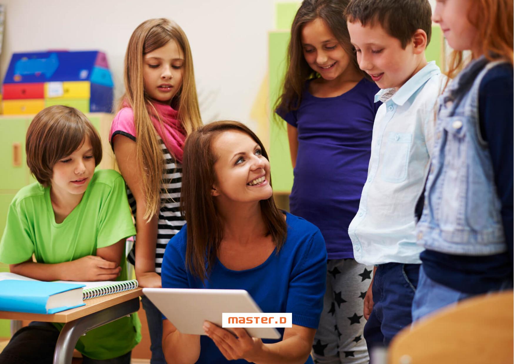 Master D – Opinião de 7 formandas do curso de Auxiliar de Educação Infantil e Babysitting