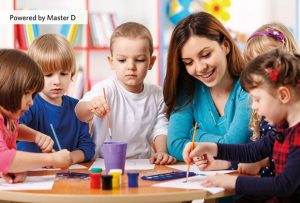 Master D - educadora de imfância