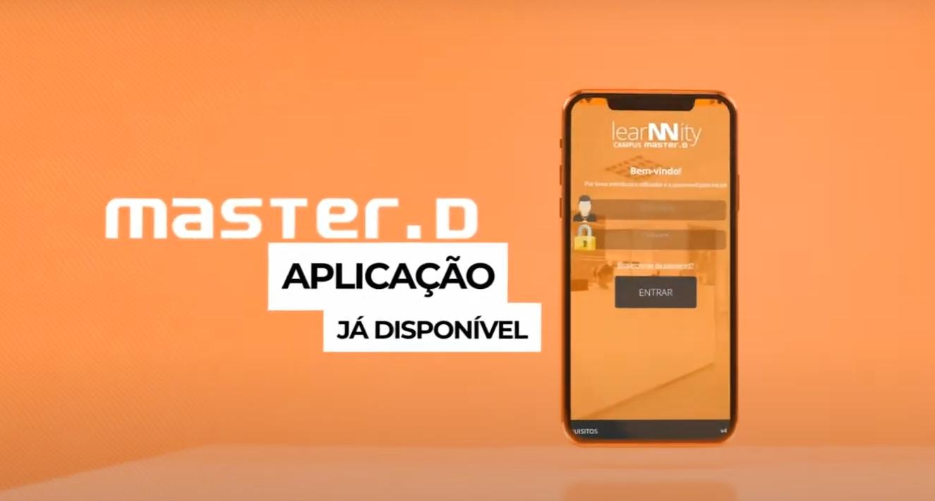 Nova App Master D - Estude onde e quando quiser