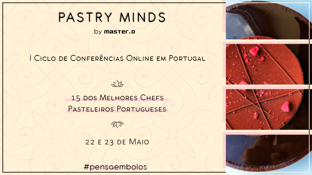 Pastry minds - congresso pastelaria