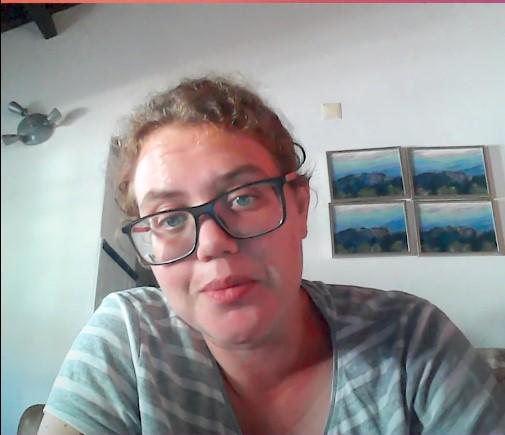 Master D Lisboa - a opinião de Alice Goulding sobre o Curso de Auxiliar de Geriatria