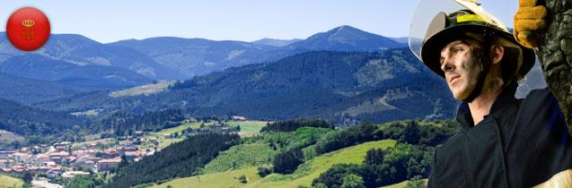 Convocatoria 10 Plazas de Bombero en Navarra