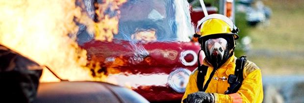Quiero ser bombero, ¿qué tengo que hacer?