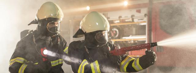 Convocatoria bomberos de la Comunidad de Madrid