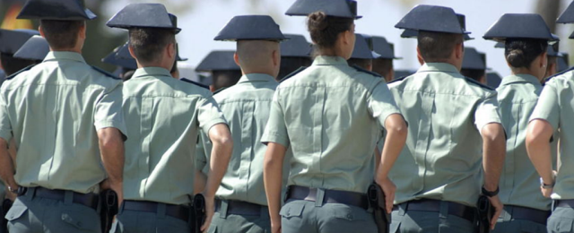Pruebas y requisitos oposiciones Guardia Civil