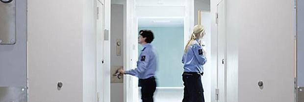 como ser funcionario de prisiones