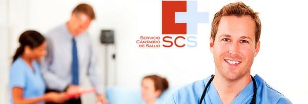 Servicio Cántabro de Salud: 280 plazas convocadas