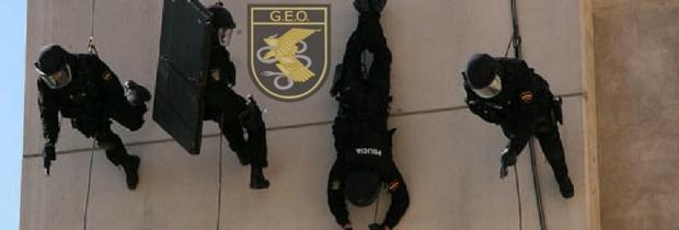 Unidades Policía Nacional