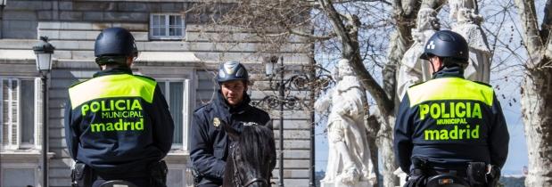 Policía Municipal Madrid 2017