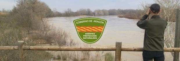 Agente de protección naturaleza Aragón
