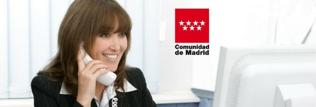 Convocatoria de 164 plazas de Auxiliar Administrativo en la Comunidad de Madrid