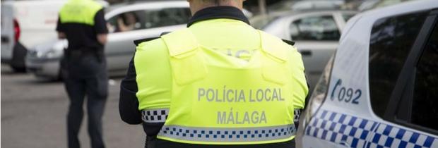 Convocadas 18 plazas de Policía Local en Málaga