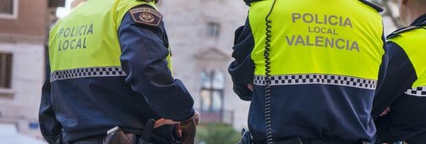Policía Local Valencia: convocatoria de 40 plazas