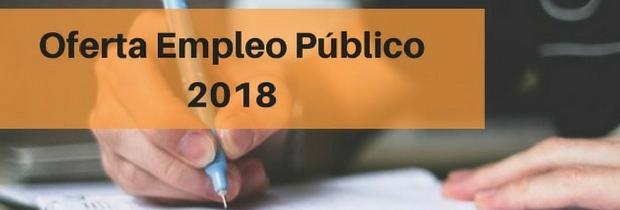 Oferta Empleo Público 2018: aprobadas 8.110 plazas