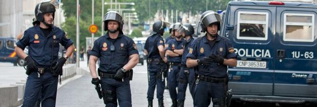 Convocatoria Policía Nacional 2018