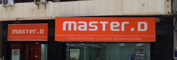 Academia Oposiciones MasterD Alicante