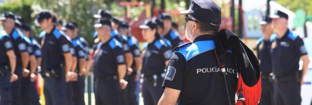 Oferta de 150 plazas de Policía Local en Bilbao