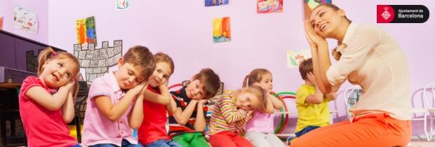 Oferta de 475 plazas de Técnico de Educación Infantil en Barcelona