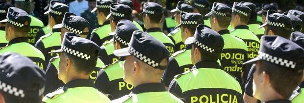 Oferta Policía Local Madrid: 133 plazas