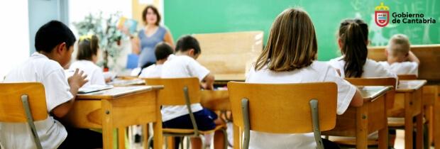 Convocadas 574 plazas de Educación Primaria en Cantabria