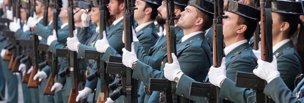 Cambios exclusiones médicas Guardia Civil