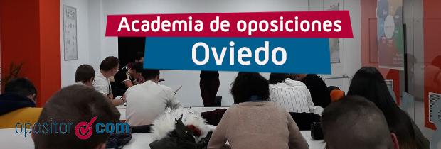 Academia de Oposiciones en Oviedo