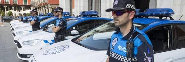 Oposiciones Policía Local Valladolid: convocatoria de 77 plazas